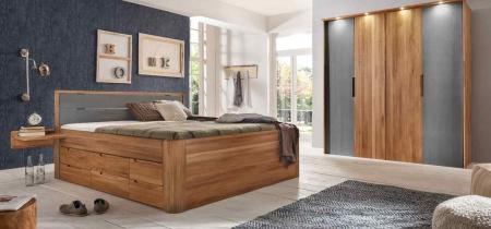 boxspring bett zirbenbett vollholzbett. Black Bedroom Furniture Sets. Home Design Ideas